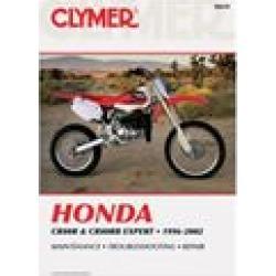 Clymer Dirt Bike Manual - Honda CR80R & CR80RB Expert