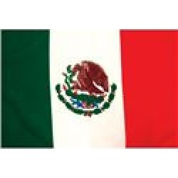 Stiffy Legal Mexico Replacement Flag