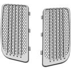 Kuryakyn Radiator Grills For Twin Cooled High Output Twin Cams