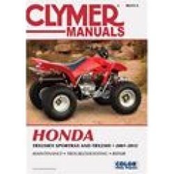 Clymer ATV Manual - Honda TRX250EX Sportrax