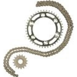 D.I.D 525VX Chain And Sprocket Kit found on Bargain Bro India from chaparral-racing.com for $151.99