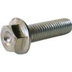 Bolt Hardware M8 10mm Flange Bolts found on Bargain Bro India from chaparral-racing.com for $4.90