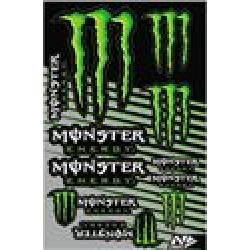 N-Style Monster Energy V1 Sticker Sheet