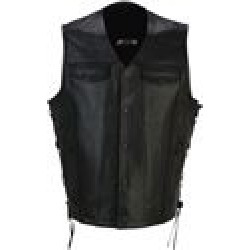 Z1R Gaucho Leather Vest found on Bargain Bro India from chaparral-racing.com for $109.95