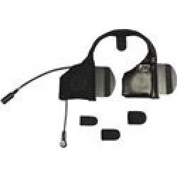 J And M Performance Series HJC/Harley Half Helmet Integrated Headset