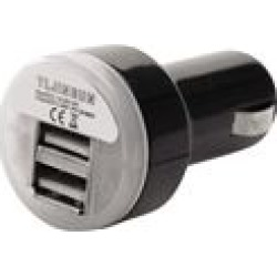 SW-Motech Double USB Power Port For Cigarette Lighter Socket found on Bargain Bro India from chaparral-racing.com for $21.95