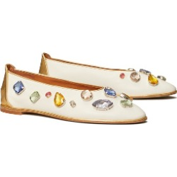 Tory Burch Crystal Flats found on Bargain Bro UK from Tory Burch UK