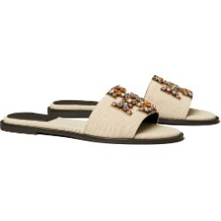 Tory Burch Ines Embellished Slide found on Bargain Bro UK from Tory Burch UK