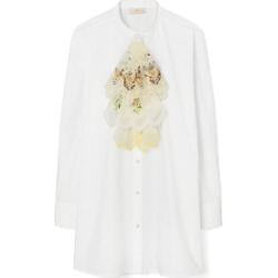 Tory Burch Poplin Button-Down Shirt found on Bargain Bro India from Tory Burch US for $298.00