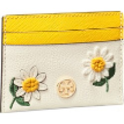 Tory Burch Robinson Embroidered Card Case found on Bargain Bro UK from Tory Burch UK