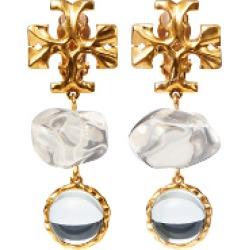 Tory Burch Roxanne Double-Drop Earring found on Bargain Bro UK from Tory Burch UK