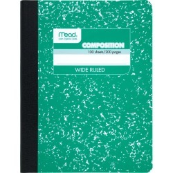 Mead Fashion Composition Book - Composition Books
