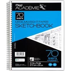 Wirebound Sketchbook   Art Supplies