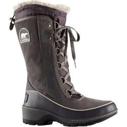 Sorel Women's Tivoli III Tall Winter Boots - Quarry/Cloud