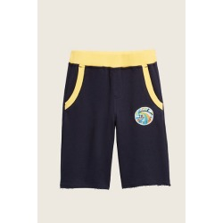 True Religion Twisted Seam Toddler/little Kids Short - Midnight