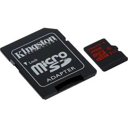 Kingston 32GB Micro SD Card with Adapter