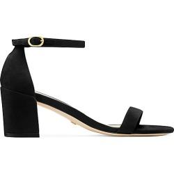 Stuart Weitzman - The Simple Sandal In Black - Size 40.5 found on Bargain Bro UK from Stuart Weitzman UK