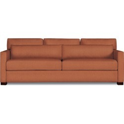Vesper King Sleeper Sofa, Coral Fabric by Design Within Reach