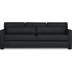 Vesper King Sleeper Sofa, Cinder Fabric by Design Within Reach