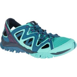 Merrell Women's Tetrex Crest Wrap Sandals - Legion Blue found on Bargain Bro Philippines from atmosphere.ca for $58.06