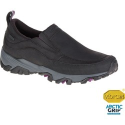 Merrell Women's Coldpack Ice Waterproof Moc  Shoes - Black