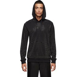 Men's Embellished Zip Hoodie | Black | Size XX Large | True Religion
