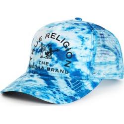 Men's Tie Dye Trucker Cap   Ocean   True Religion found on Bargain Bro India from True Religion for $39.00
