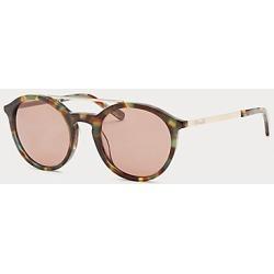 DVF Danielle Round Sunglasses