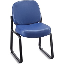 Armless Guest Chair - Officient found on Bargain Bro Philippines from officefurniture.com for $90.00