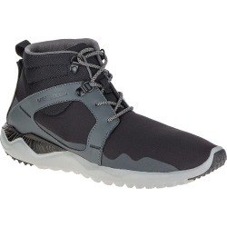Merrell Men's 1SIX8 Mid Shoes - Black/Grey found on Bargain Bro India from atmosphere.ca for $48.34