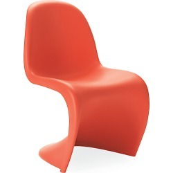 Vitra Panton Chair, White at DWR found on Bargain Bro India from Design Within Reach for $315.00