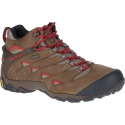 Merrell Men's Chameleon 7 Mid Waterproof Hiking Boots - Boulder found on Bargain Bro India from atmosphere.ca for $105.49