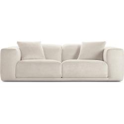 """Case Kelston 95"""" Sofa, Cream Fabric at DWR"""