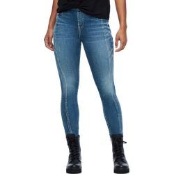 Women's Jennie Runway Panel Legging   Gjnl   Size X Small   True Religion