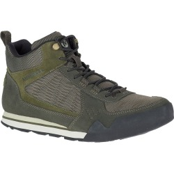 Merrell Men's Burnt Rock Tura Mid  Boots - Dusty Olive found on Bargain Bro India from atmosphere.ca for $52.70
