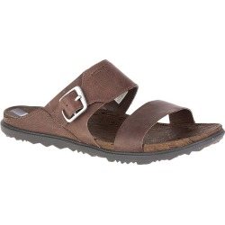 Merrell Women's Around Town Buckle Slide Sandals - Brown found on Bargain Bro India from atmosphere.ca for $45.89