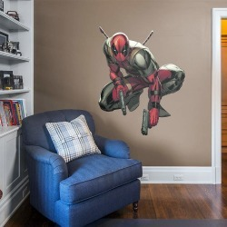 Deadpool found on Bargain Bro India from fathead for $89.99