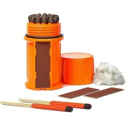UCO Stormproof Matches with Case - Orange