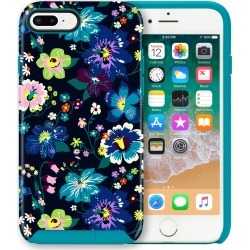 Vera Bradley Hybrid Phone Case 6+/7+/8+, Navy found on Bargain Bro Philippines from Vera Bradley for $34.00