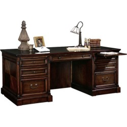 Mount View Executive Desk - Martin Furniture found on Bargain Bro Philippines from officefurniture.com for $2249.00