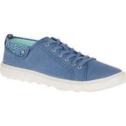 Merrell Women's Around Town City Lace Canvas Shoes - Bering Sea