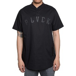 Black Scale Men's Guadalupe Warm-Up Jersey Black Shirts - Size L