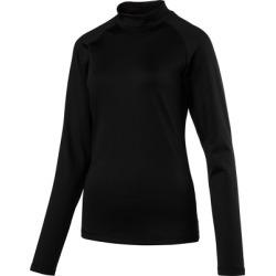 Puma Women's Warm Baselayer Long Sleeve Top - WHITE XL
