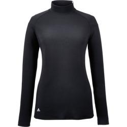 Adidas Women's Modal Baselayer Long Sleeve Top - Black XS