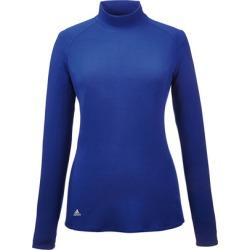 Adidas Women's Modal Baselayer Long Sleeve Top - Blue S