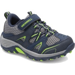 Merrell Kid's Trail Chaser Jr. Shoe, Size: 8.5, Navy/Green found on Bargain Bro from Merrell for USD $30.40