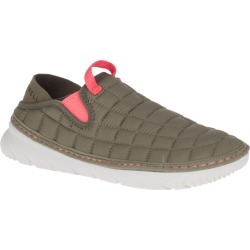 Merrell Women's Hut Moc, Size: 8, Olive found on Bargain Bro from Merrell for USD $60.80