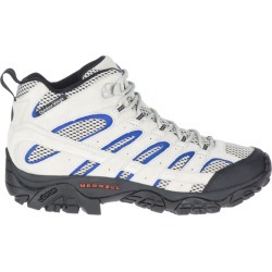 Merrell Moab 2 Mid Ventilator X Outdoor Voices Size: 10.5M, Silver Birch