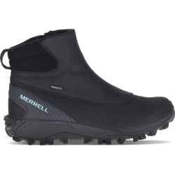 Merrell Women's Thermo Kiruna Mid Zip Waterproof, Size: 10, Black/Canal found on Bargain Bro from Merrell for USD $98.80