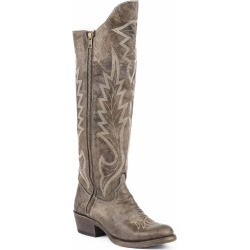 Stetson Ladies Coach Toe Green Camo Boots 8 B found on Bargain Bro Philippines from Horse.com for $272.00
